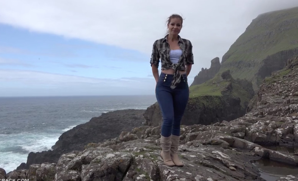 First ever commercial porn film shot in the Faroe Islands