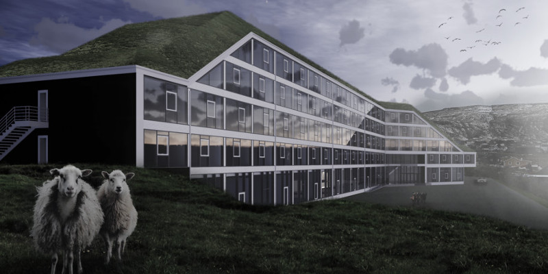 Hilton Garden Inn Faroe Islands (Image credits: Hilton Hotels)