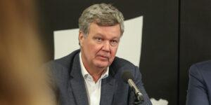 Lars Fodgaard Møller, Chief medical officer of the Faroe Islands (Image credits: Sverri Egholm)
