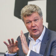 Lars Fodgaard Møller, Chief medical officer of the Faroe Islands (Image credits: Sverri Egholm)