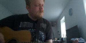 Jákup Eli's concert starts at 16:00 (Image credits: Youtube)