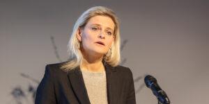 Annika Olsen, Mayor of Tórshavn (Image credits: Sverri Egholm)