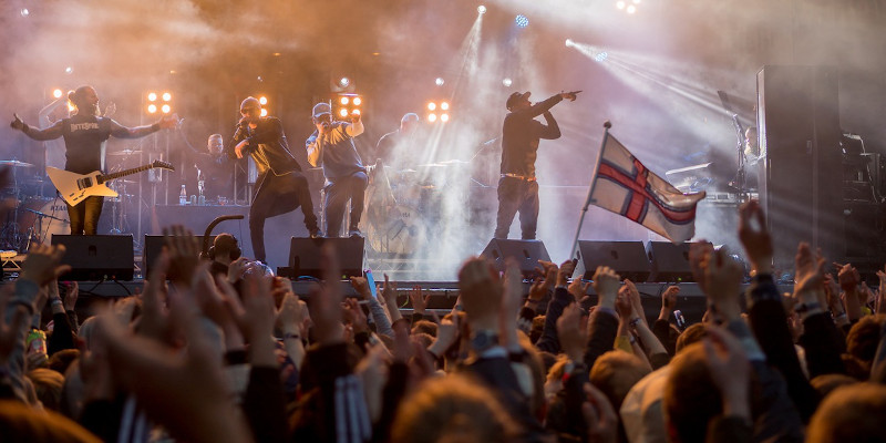 The G! Festival, one of the most popular festivals in the Faroe Islands, has been cancelled this year due to Corona (Image credits: Kristfríð Tyril/MOMO)