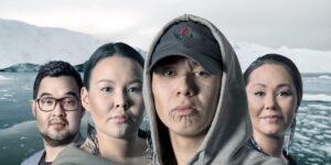 "The movie ""Kampen om Grøndland"" from Greenland"