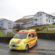 Hospital of Klaksvík (Image credits: Jens Kr. Vang)