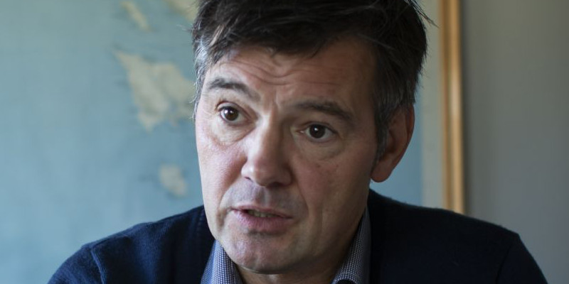 Regin I. Jakobsen, CEO of Vágar Airport (Image credits: Finnur Justinussen, Leit.fo / Dimmalætting)