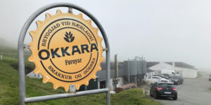 Okkara brewery in Velbastaður (Image credits: Torleif Joensen)