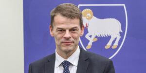 Bárður á Steig Nielsen, Prime Minister of the Faroe Islands (Image credits: Sverri Egholm)