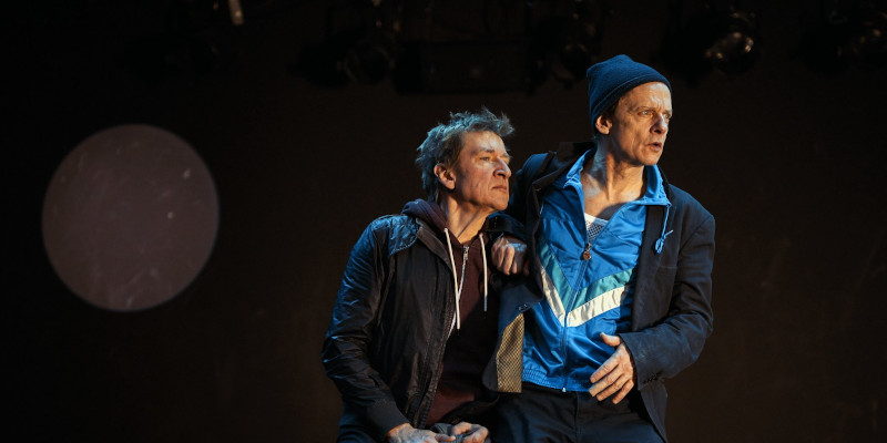 Jens Albinus and Olaf Johannessen
