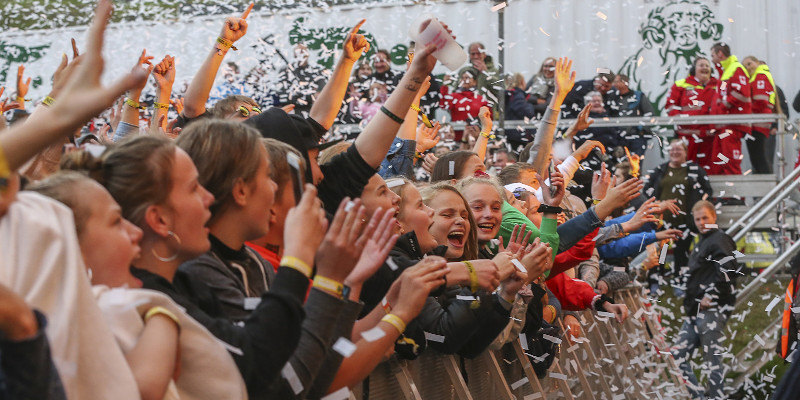 Summar Festival in Klaksvík (Image credits: Jens Kr. Vang)