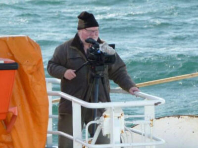 Zacharias Hammer is also known for his cultural programs and documentaries filmed aboard Faroese ships