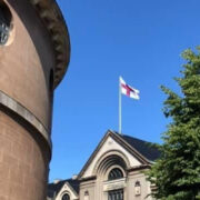 University of Copenhagen flew the Faroese flag one month too early