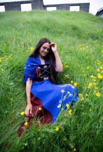 Helena Heuser / @helenaheuser (Image credits: Ditte Mathilda Joensen / veingir)