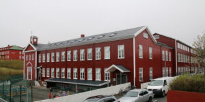 School of Sankta Frans in Tórshavn