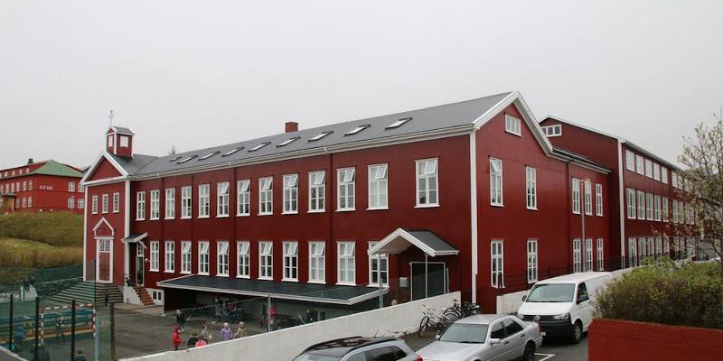 School of Sankta Frans in Tórshavn