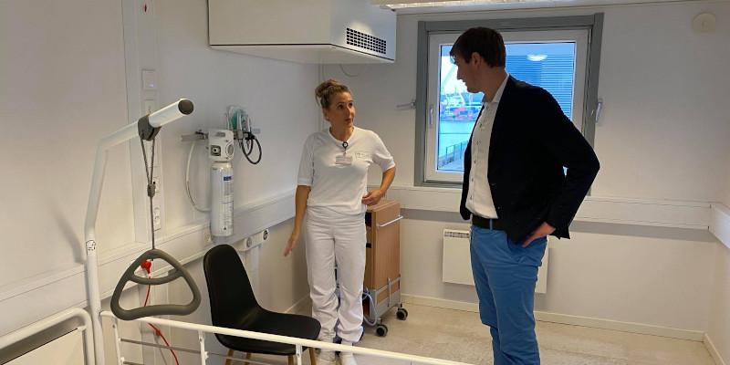 Image credits: National Hospital of the Faroe Islands