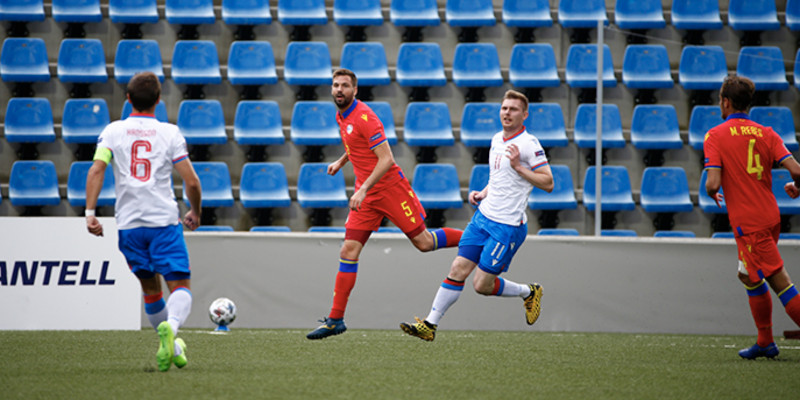 Andorra - Faroe Islands (Image credits: Faroese Football Federation)