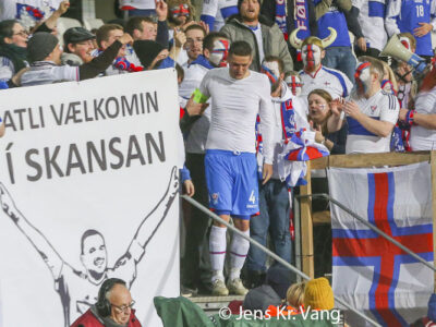Skansin Fan Club (Image credits: Jens Kr. Vang)