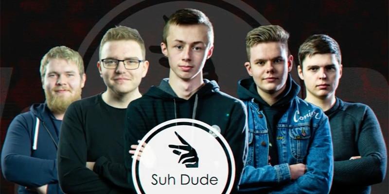 Team Suh Dude