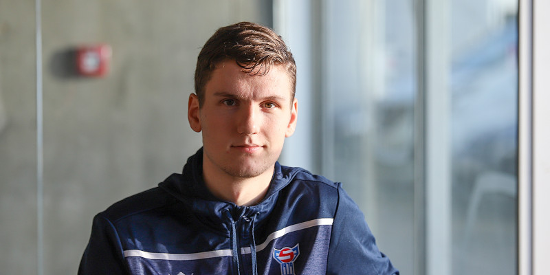 Magnus Holm Jacobsen (Image credits: Sverri Egholm)